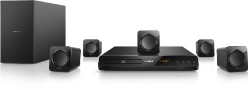 Philips Htb3524 3D Wired Home Theater System