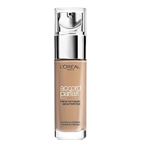 loreal-paris-accord-parfait-n4-beige-foundation-makeup-pump-bottle-beige-n4-natural-france-g926543-a
