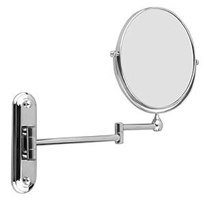 Partager wmicro miroir ronde a t ajout votre panier for Miroir grossissant x 20