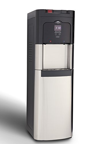 Glacial Filtering & Self Cleaning Stainless Base Load Water Cooler with Hot & Cold