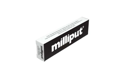 Milliput Medium Fine 2-Part Self Hardening Putty, Black