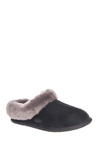 Moraene Flat Slide Slipper