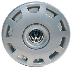Volkswagen - 3B06011147DFED Passat 15 Inch New Factory Original Equipment Hubcap