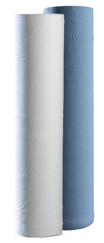 Progena Wiper Blue  Couch Roll 20-inch  40m