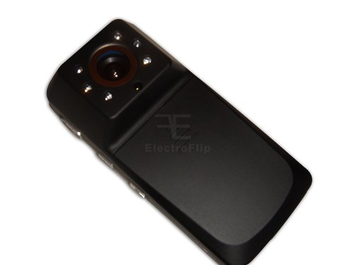 DVR Hidden Spy Mini Recorder Night Vision Cam + MicroSD