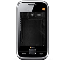 TOTTA Replacement Full Body Housing Panel For Samsung C3312 Duos- Black