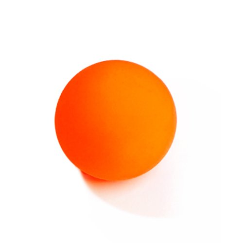 Silikonball, 73 mm orange- online bestellen