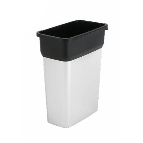 Vileda Professional GEO Metallic Trash Can Large 70L (1 unit) (70 Liter Container compare prices)