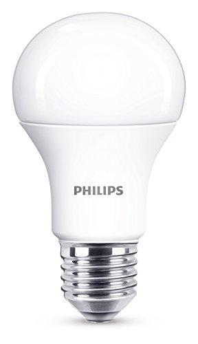 Philips Lampadina LED Goccia E27, 13 W Equivalenti a 100 W, Luce Bianca Naturale Calda