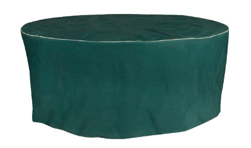 Budge P5A27GP1 96in. Long Oval/Rectangular Table Cover with 20in. Drop GP