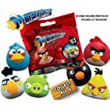 Angry Birds MashEms Series 1 Mystery Foil Mini Figure Single Pack 1 RANDOM Figure