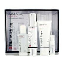 Elizabeth Arden Visible Difference Set (For Oily Skin): 4Pcs