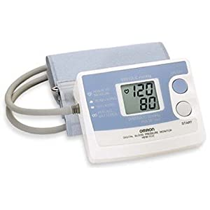 Omron HEM-712C Automatic Blood Pressure Monitor