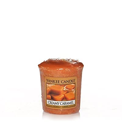 Yankee Candle - Creamy Caramel - Votive Sampler by yankee candle/Bubblelush Divine Gifts
