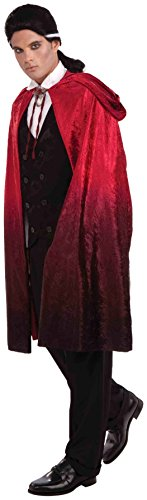 Forum Novelties 45-Inch Red Ombre Cape