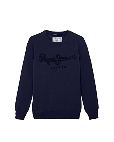 Pepe Jeans London Jersey Dane Azul Oscuro