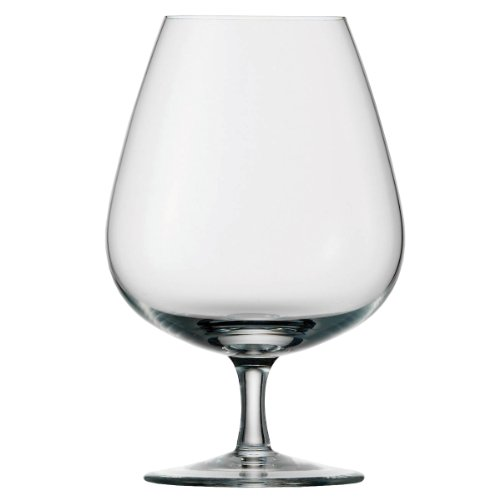 Guy Degrenne Anytime Lot de 6 Verres à Cognac Transparent 61 cl