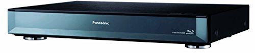 Panasonic 6TB 3チューナー ブルーレイレコーダー 全録 8チャンネル同時録画 4Kアップコンバート対応 ブラック 全自動 DIGA DMR-BRX6000
