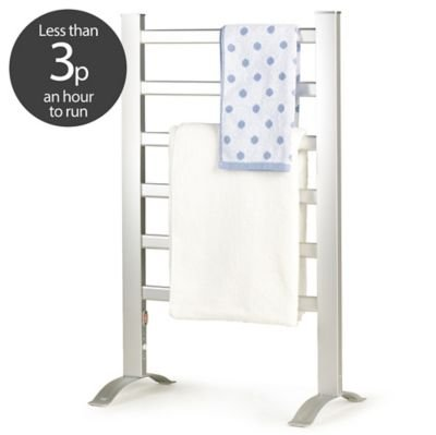 Lakeland Dry-Soon Electric Heated Compact Towel Warmer & Airer (Under 3p /Hour!)