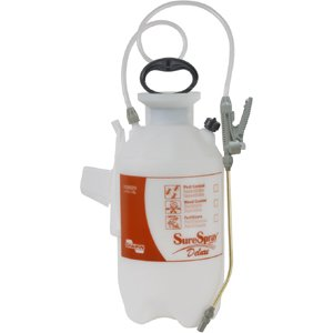 Deluxe All-Purpose 2 Gallon Lawn & Garden Sprayer with Poly Extension