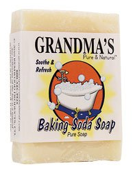 GRANDMAS PURE & NTL BAR BAKING SODA, 4 OZ (Baking Soda Bar compare prices)