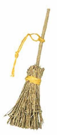 mini natural craft brooms perfect for wedding favors or for