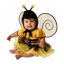 Deluxe Infant Baby Bumble Bee Halloween Costume (18 Months)