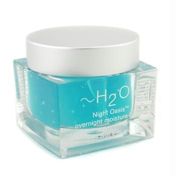 H2O + Night Oasis Overnight Moisture Lock, 1.7 Oz.