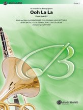 Ooh La La (from Smurfs 2) - As recorded by Britney Spears - Words and music by Bonnie Mckee, Josh Coleman, Lukasz Gottwald, Henry Walter, J Kash, Fransisca Hall, and Lola Blanc [Britney Spears] / arr. Ralph Ford - Conductor Score (Josh Coleman compare prices)