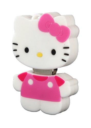 Hello Kitty 2D 4GB USB Flash Drive (46709)