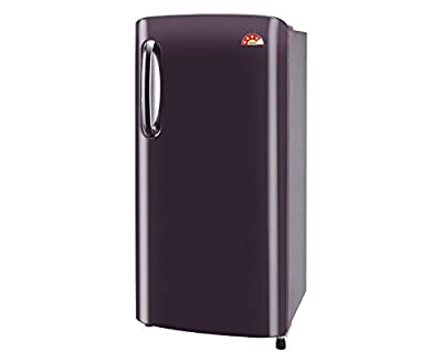 LG GL-B201APRL.APRZEBN Direct-cool Single-door Refrigerator (190 Ltrs, 4 Star Rating, Purple Royal)
