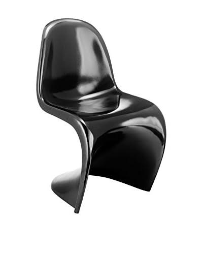 Zuo Modern Black S Chair