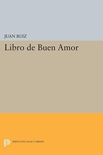 Libro de Buen Amor (Princeton Legacy Library)