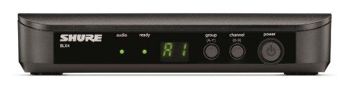 Shure Blx4 Single Channel Wireless Receiver, H8
