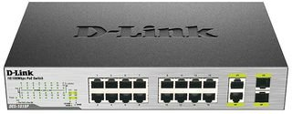 16-Ports (8 Ports Poe) Switch