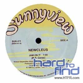 Newcleus - Jam On It 12