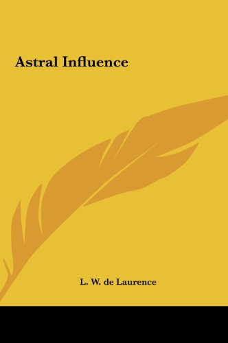 Astral Influence Astral Influence