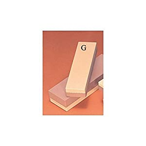 King 1000 / 6000 Grit Combination Waterstone, Large, from Japan Woodworker