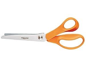Fiskars Pinking Scissors, 23cm