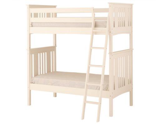 Loft Bed Over Desk 179708 front