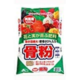 サンアンドリーフ 蒸制骨粉(オール有機100%) 4kg