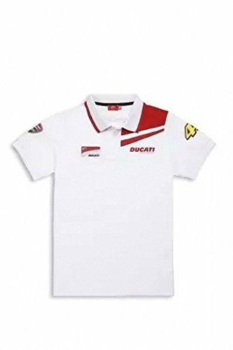 Solid O-Neck Fitness T-shirt MotoGP Men T Shirts Ducati M-XXL