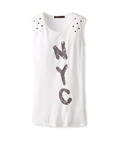 South Parade Women's Lee Muscle NYC Tee