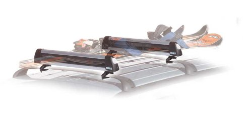 Thule 91725 Flat Top Ski Carrier