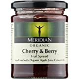 Meridian Organic Cherry and Berry Fruit Spread - 284g