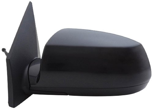 New Replacement BLUE Mirror Glass with FULL SIZE ADHESIVE for 2004-2006 Acura TL Driver Side View Left LH