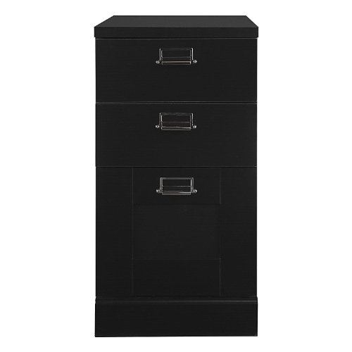 BUSH FURNITURE Stockport Collection:3 Drawer Pedestal