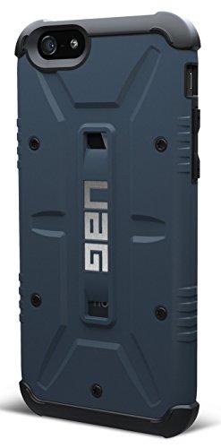 【日本正規代理店品】URBAN ARMOR GEAR iPhone 6 (4.7インチ)用コンポジットケース ブルー UAG-IPH6-SLT