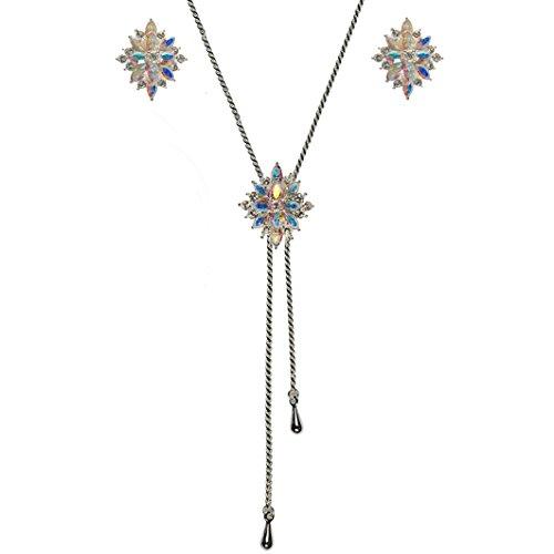 -plaque-argent-swarovski-cristal-aurora-borealis-starburst-grappe-coulissant-pour-collier-et-boucle-