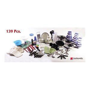 Authentic 139PIECE Starter Kit